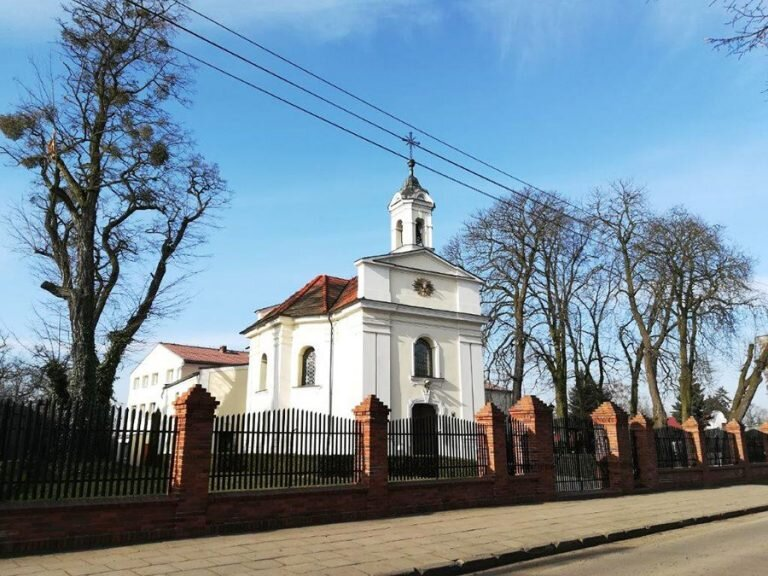 Kościół pw. Ducha Świętego - Klaryski Pniewy